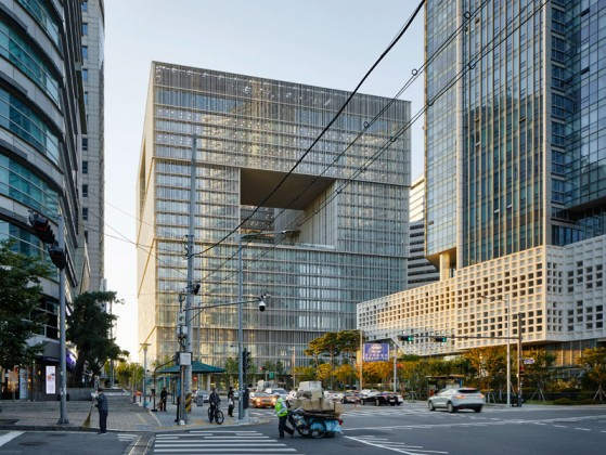 Amorepacific / David Chipperfield Architects