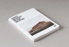 Ernst Neufert Peter Neufert / Hatje Cantz 2014